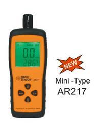 AR217数字式温湿度计 AR217