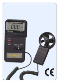 風速計/風溫計 AVM-01
