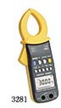 钳形电流表 3281