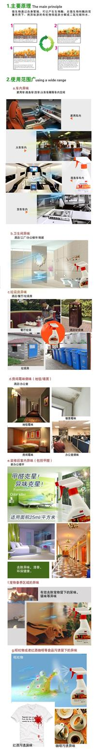 美国3M装修污染空气污染异味抑制剂--广州荣天