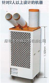 SS-40EC-8A,移动制冷空调,两个冷风口,SUIDEN瑞电