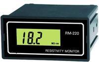 電阻率監視儀,電阻率測控儀,電阻率顯示儀 RM-220/RM-430