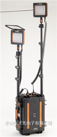 灵光XC4-16WS×2便携式移动照明系统 LED灯 工程灯 升降灯 应急灯