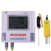 土壤温度水分记录仪 ZTS-2X