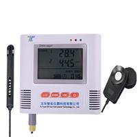 温湿光照度記錄儀 i500-THG