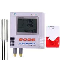 三路溫度記錄儀带声光报警 i500-E3T-A