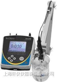Eutech优特Ion2700台式豪华型pH/ORP/离子测量仪器 ECPH70042SpH/ORP/离子/℃