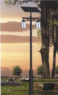 扬州太阳能庭院灯 008