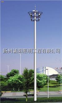 太阳能高杆灯厂家 009