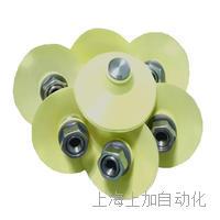 上海厂家直供DL15型铝制气碟,不锈钢气碟,助流气碟/破拱气碟,食品安全级气碟