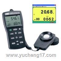 TES-1339R 专业级照度计 (RS-232)