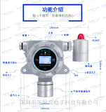 固定式二氧化氮氣體探測器