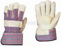セミ革手袋 CS6686331