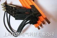 无接缝柔性滑触线/连续型无接头电轨集电器