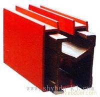 单极铜滑触线 H型