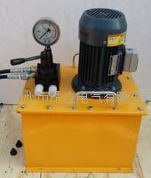 超高压电动油泵泵站