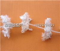 组合填料净水塔填料塑料环带净水纤维 LTX-ZH