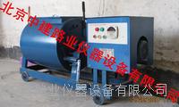 卧式混凝土搅拌机 HJW-60型