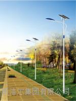 锂电池太阳能路灯 SLE-009
