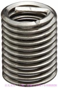鋼絲螺套安裝方法 M8-1.25-2D鋼絲螺套安裝方法