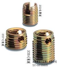 自攻钢螺套 南京自攻钢螺套厂家提供M3自攻钢螺套安装技术