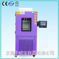 高低温交变温热试验箱