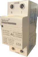 安科瑞ASJ10-GQ-1P-63 自复式过欠压保护器 ASJ10-GQ-1P-63