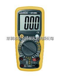 AT-9995 带RS232无线传输接口的专业汽车数字万用表AT-9995