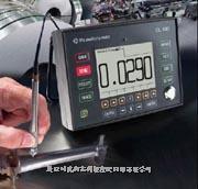 精密测厚仪 德国K.K CL400