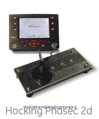 便携式数字双频涡流探伤仪 英国霍金Phasec2D
