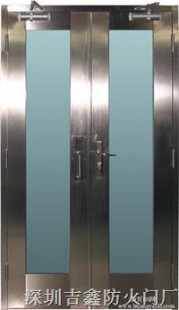 不锈钢玻璃门 BLFM-03