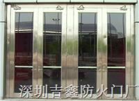 不銹鋼玻璃門 BLFM-09