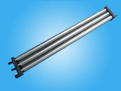 带支架绝缘型陶瓷PTC电