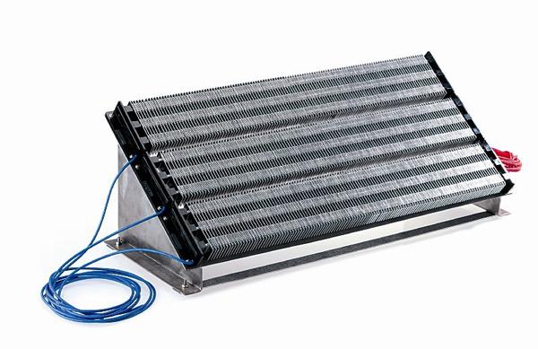 带温控PTC电加热器