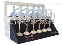 Jipad-ZL6  智能一体化蒸馏仪厂家报价