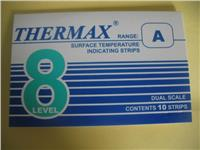 THERMAX温度试纸 温度标签 8格A型测温纸 英国TMC测温变色纸 8格A型
