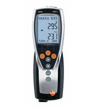 testo 635-2环境温湿度仪 工业温湿度计testo635 2温湿度仪(套装)