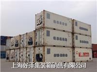 二手冷冻集装箱 40ft