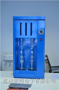 索氏提取器,脂肪测定仪二联,杭州聚同电子生产销售 JT-SXT-02