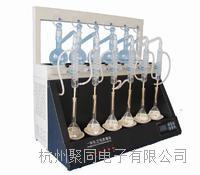 贵州万用一体化蒸馏仪JTZL-6参数要求 JTZL-6