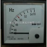 Q144-HZCA上海自动化仪表一厂Q144-HZCA频率表