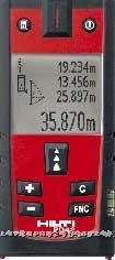 德国喜利得手持激光测距仪 PD42