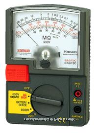 指针式绝缘电阻测试仪|兆欧表 PDM-508S