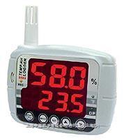AZ8809记忆式LED大屏幕温湿度计 AZ8809