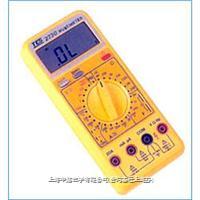 TES-2730数字式电表与RS-232窗口界面 TES-2730数字式电表