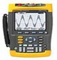 手持式数字示波表F198B F199B