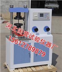 電液式水泥壓力試驗機 DYE-300型