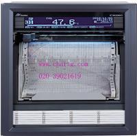 日本CHINO千野混合式存储记录仪AH4000