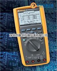 美国福禄克Fluke287C真有效值电子记录万用表 Fluke287C