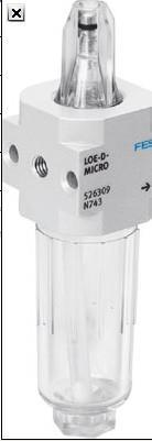 FESTO油雾器,德国费斯托油雾器 LOE-1/4-D-MINI